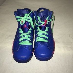 Nike Air Jordan size 5.5 for women! Very nice!